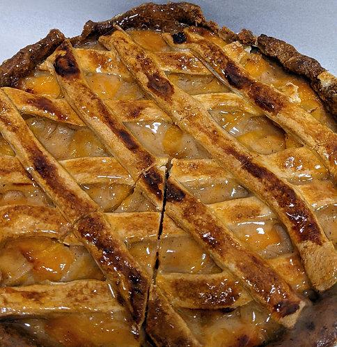 "Peach Pie (10"")"
