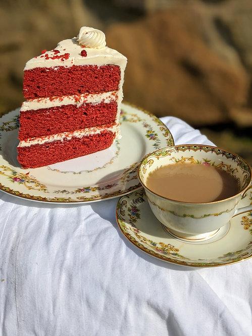 """Slick Rick's Red Velvet Cake (9"""" Cake)"""