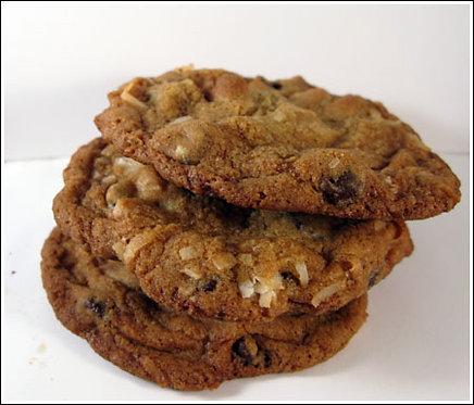 Island Cookies (1/2 Dozen)