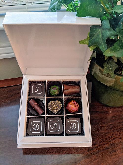 Fathers Day Chocolates (Small Box)