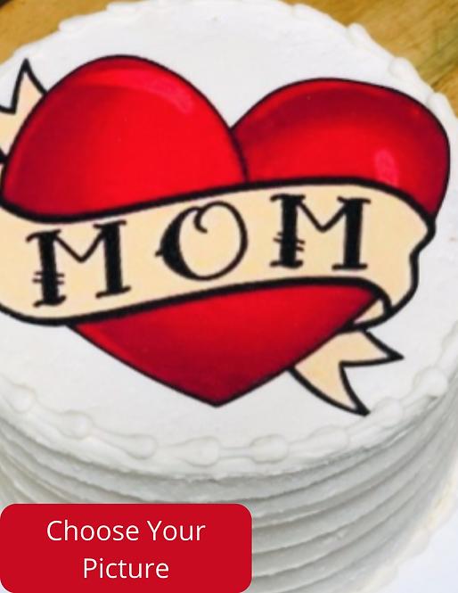 "Choose your design (9"" Cake)"