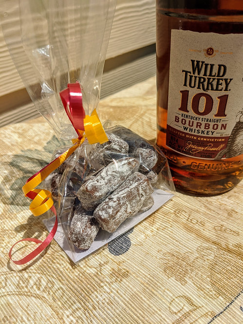 Whiskey' Dine (Two 4 oz bags)
