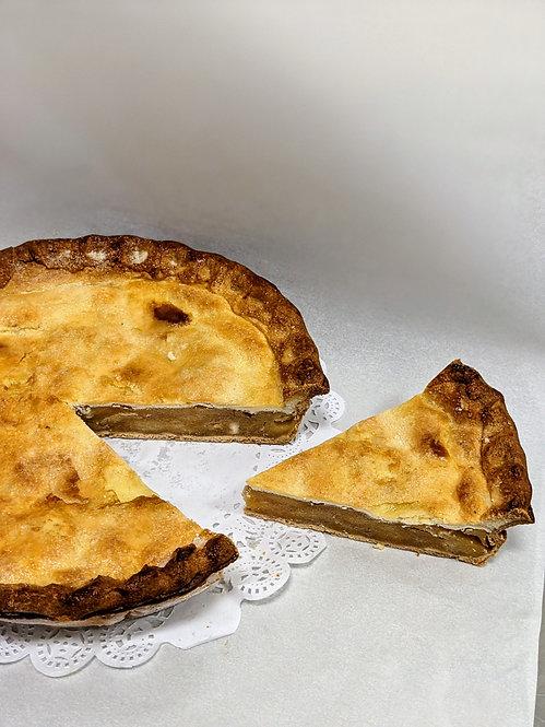 "Southern Apple Pie (10"")"