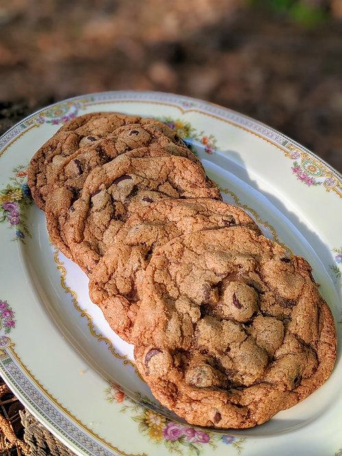 Joey's Chocolate Chip Cookies (1/2 Dozen)