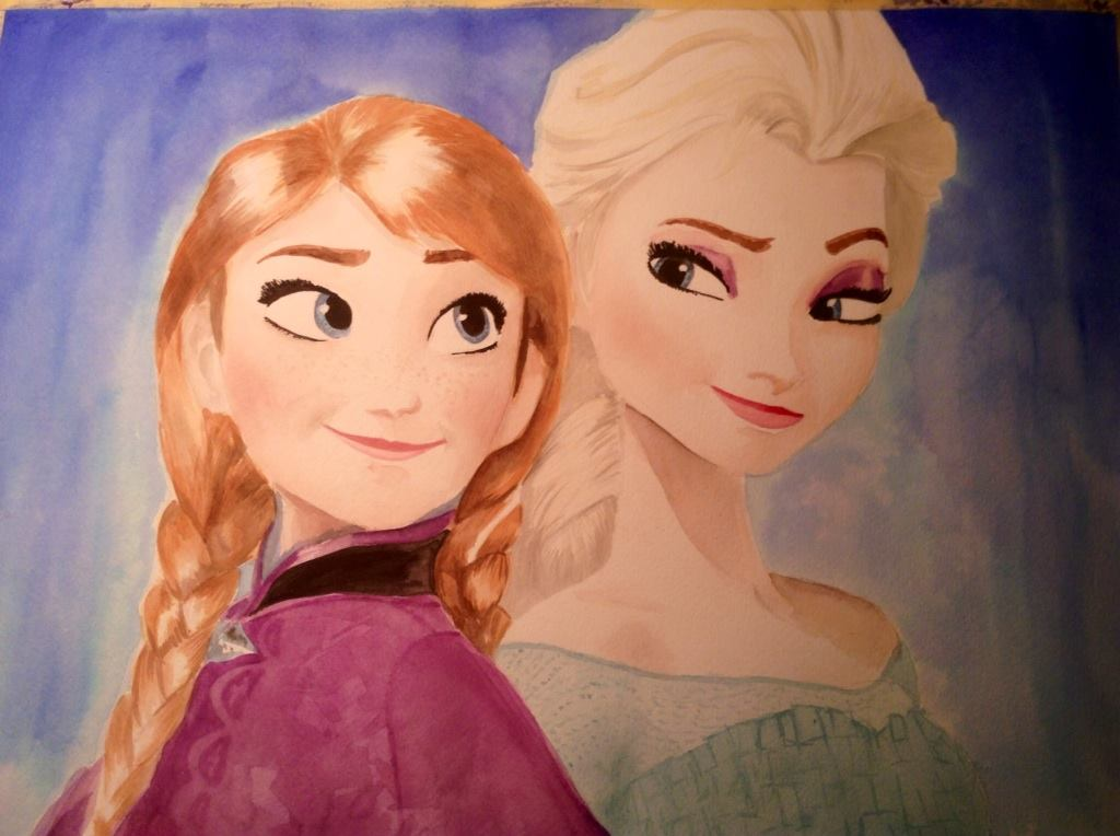 Frozen for my daughter :)