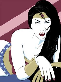 Wonder Woman - Photoshop