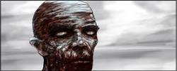 1 hr Zombie - photoshop