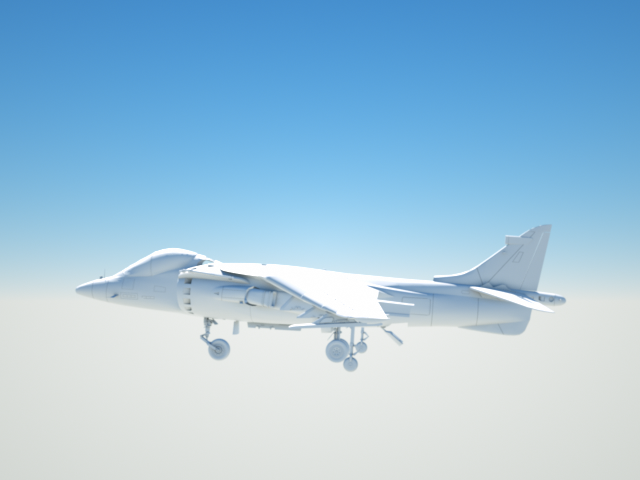 Harrier 3D