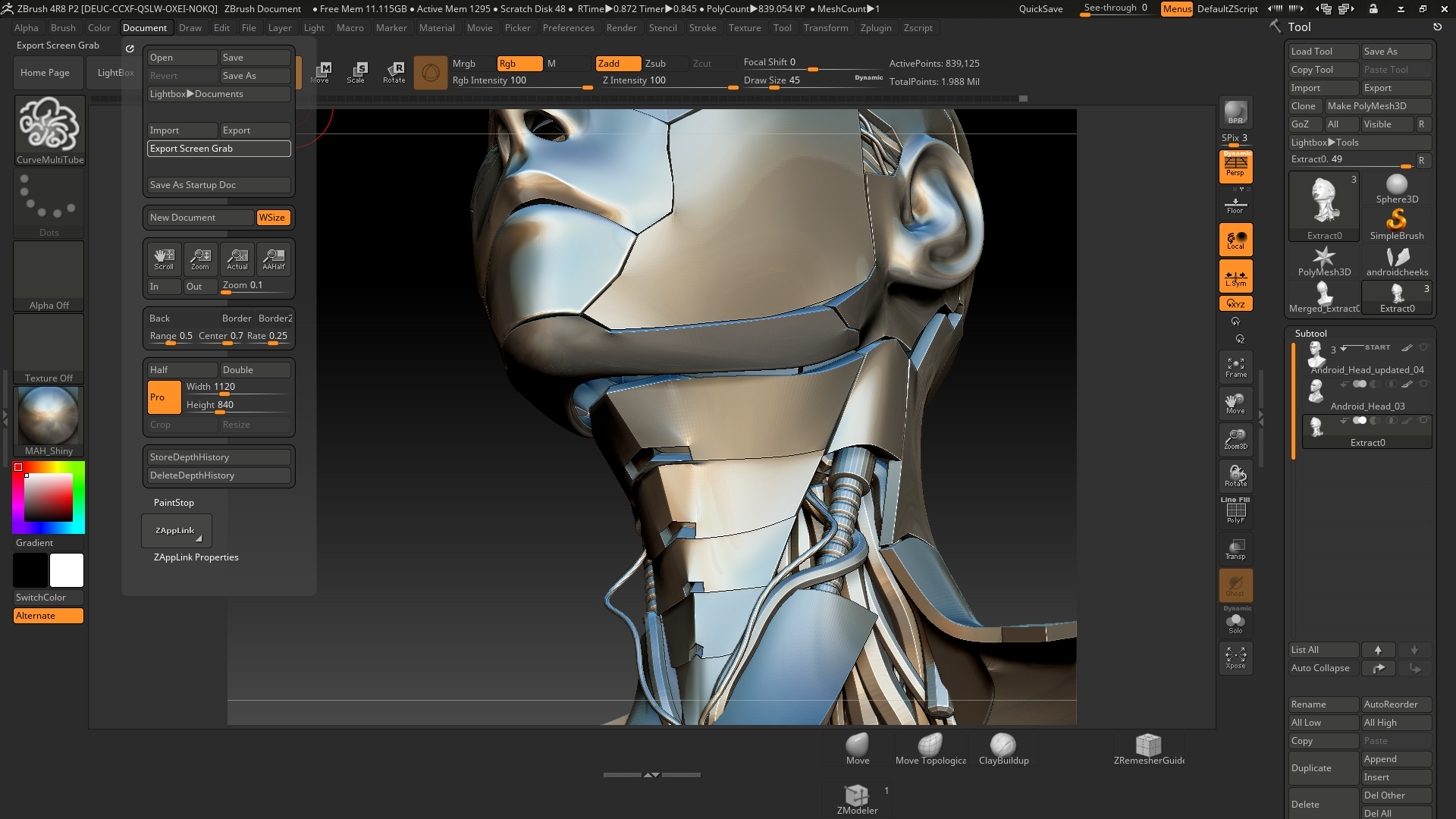 ZBrush ScreenGrab03