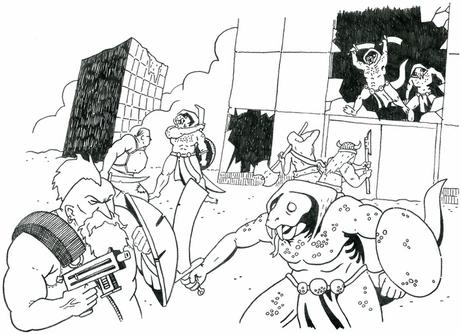 Coils of Chaos - Snaketown Throwdown
