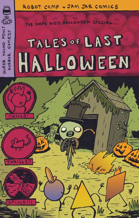 Tales of Last Halloween