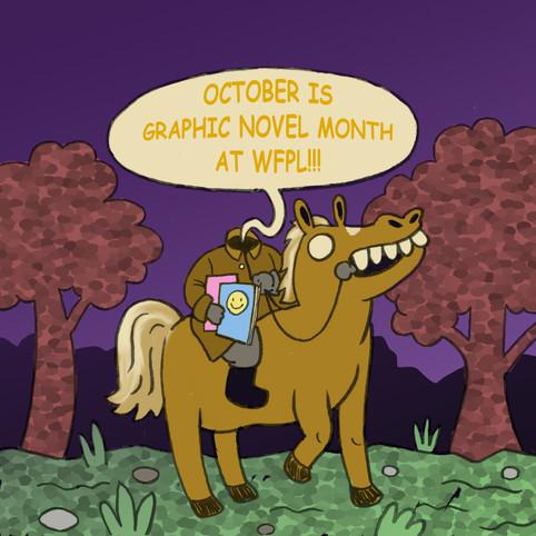 Graphic Novel Month