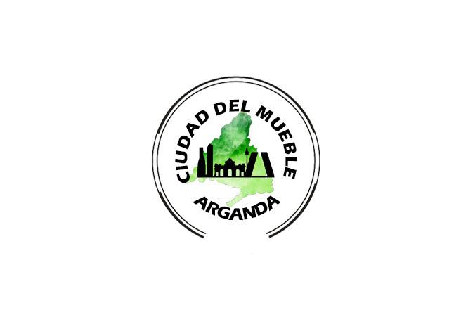 Arganda Ciudad del Mueble - Logo