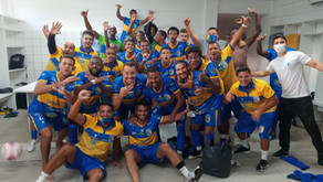 Colo Colo estreia na Serie B do baiano com vitoria.
