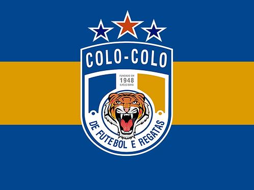 BANDEIRA COLO COLO F. R.