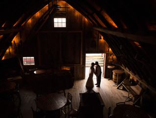 Rustic Wedding: Daniel Boone & Cedar Lake