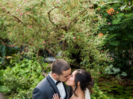 Butterfly House Wedding