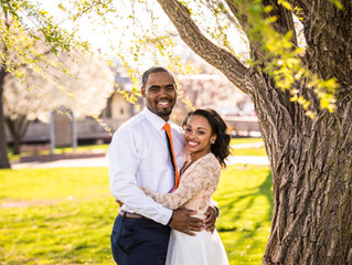 Keeuna & Darrell Engagement