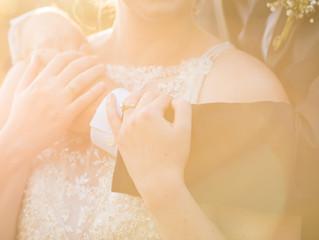 Blair & TJ: An Elegant October Wedding Day