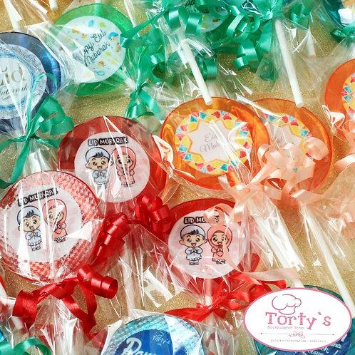 Tortys - Lolly - 12er Set + 1 GRATIS