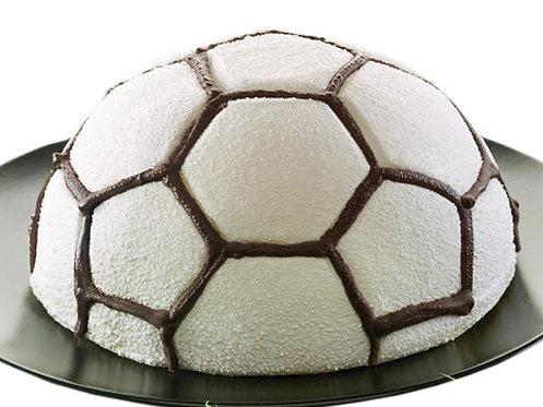 Silikomart - Fussball Backform aus Silikon