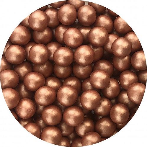 Tortys - Choco Balls - Kupfer Braun 100g