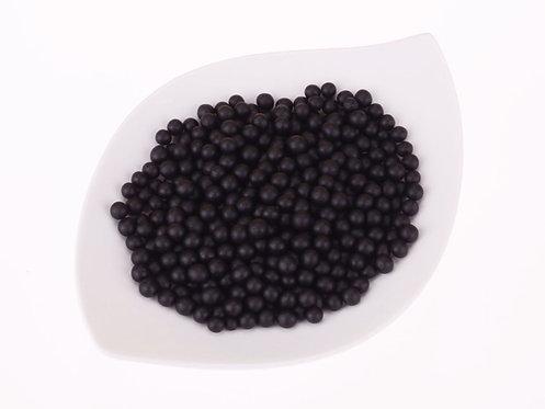 Weiche Perlen - Schwarz - 60g