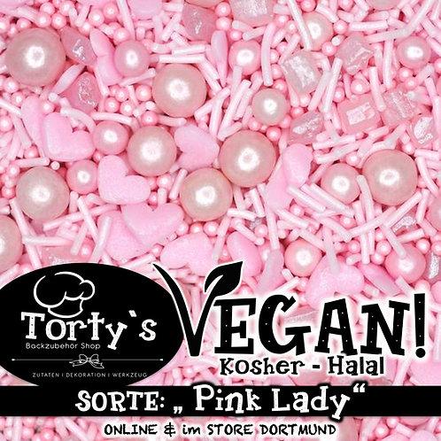 Tortys - Vegane Streusel - Pink Lady - 100g