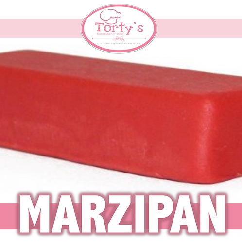 Torty`s Marzipan - 150g rot