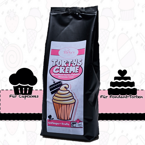 Torty`s Creme - Buttercreme Mix - 5kg