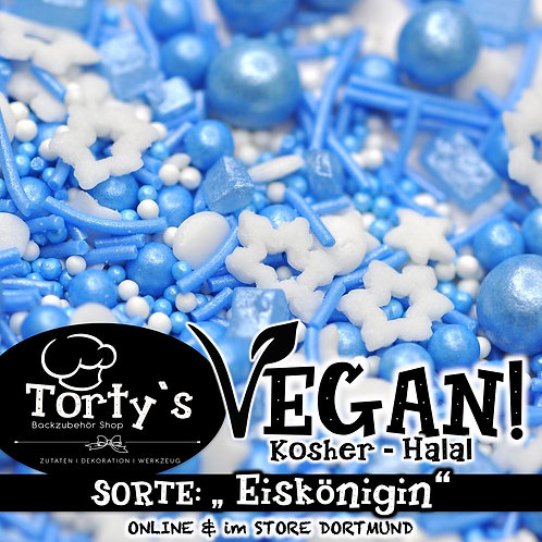 Tortys - Vegane Streusel - Eiskönigin - 100g