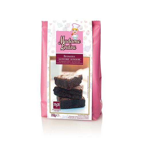 Madame Loulou - Brownies Mix 350g