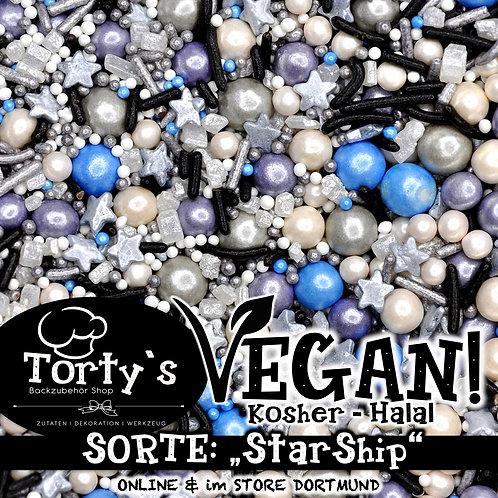 Tortys - Vegane Streusel - StarShip - 100g