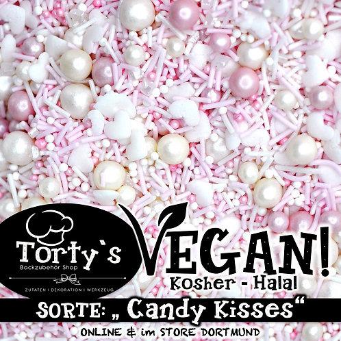 Tortys - Vegane Streusel - Candy Kisses - 100g