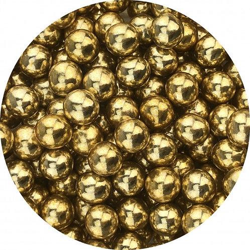 Tortys - Choco Balls - Gold Glänzend 100g