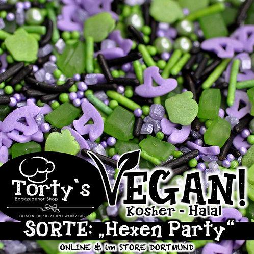 Tortys - Vegane Streusel - Hexen Party - 100g