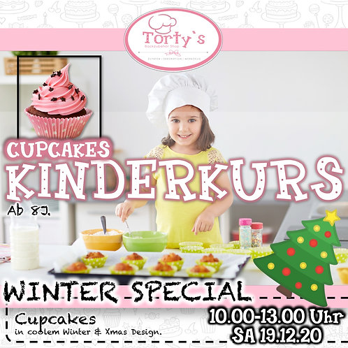Torty`s - KINDERKURS - 19.12.20 Winter Special