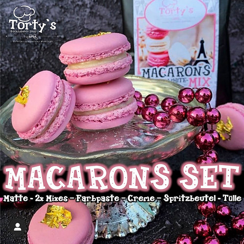 Tortys Macarons Set
