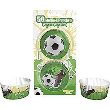 Dekoback Cups Fussball