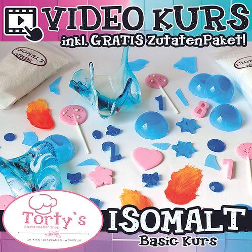Isomalt Box inkl. GRATIS Video - Basic