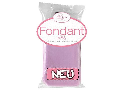 Torty`s Fondant - 1kg - Flieder Lila (4x250g)