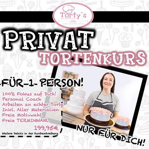 Torty`s - Einzel Kurs - Geschenkgutschein