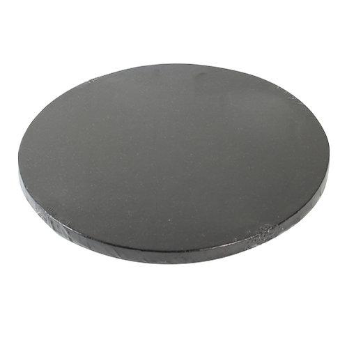 Cake Drum - Tortenunterlage - 25cm - Schwarz
