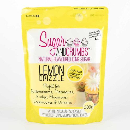 Buttercreme Mix - Zitrone