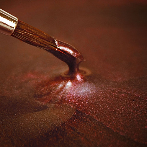 RD Metallic Food Paint Burnt / Bronze
