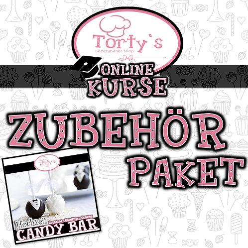 Torty`s - ZUBEHOER PAKET - ONLINE Kurs - CB Hochzeit