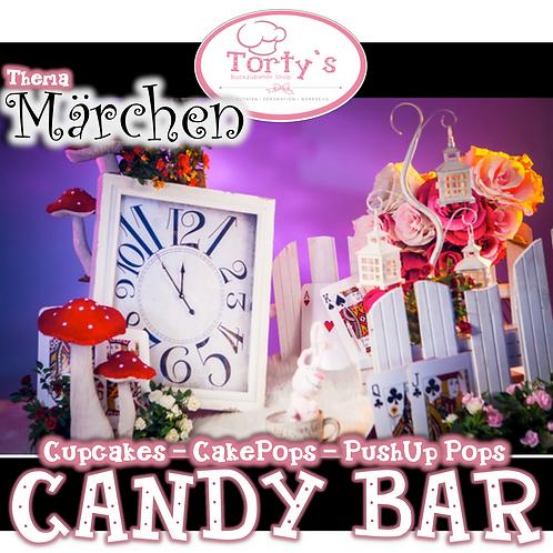 Torty`s - Candy Bar Kurs - Märchen - 27.01.19
