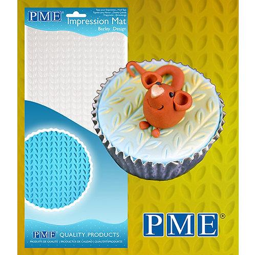 PME Impression Mat Barley / Blätter
