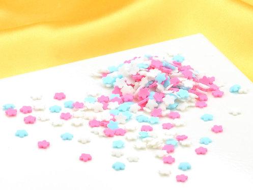 Streudekor - Blumen - 80g