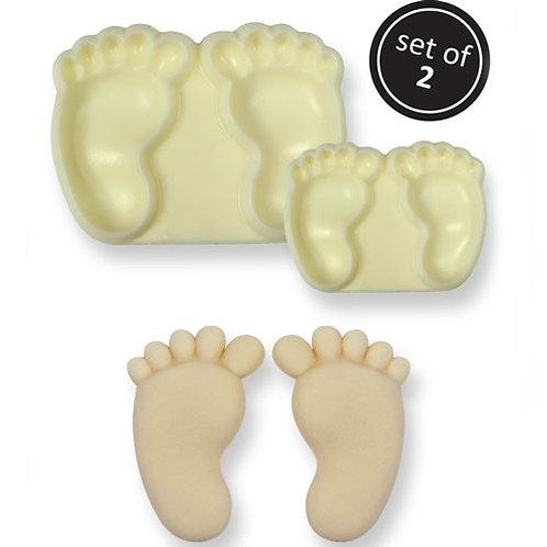 JEM - PopIt Ausstecher - Baby Füße